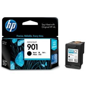 HP No. 901, 4 ml, 200 stran - originální (CC653AE) čierna