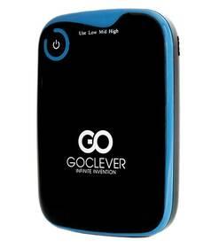 Externí nabíjecí baterie GoClever Powerpack 5000mAh černá/modrá