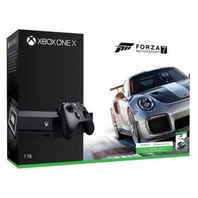 Microsoft Xbox One X, 1TB + Forza Motorsport 7 (CYV-00010)
