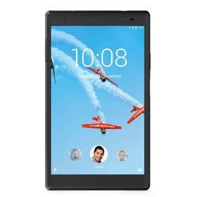 "Lenovo TAB4 8"" PLUS LTE 64 GB (ZA2F0037CZ) černý SIM s kreditem T-Mobile 200Kč Twist Online Internet (zdarma)"