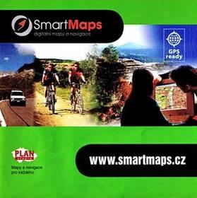 SmartMaps SW Turisticke mapy SK/CZ