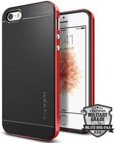 Kryt na mobil Spigen Neo Hybrid pro Apple iPhone 5/5s/SE - dante red (041CS20186)