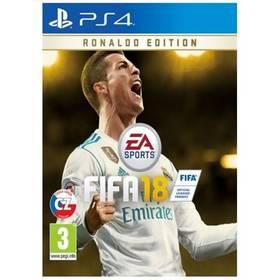 EA PlayStation 4 FIFA 18 (Ronaldo Edition) (EAP420612)