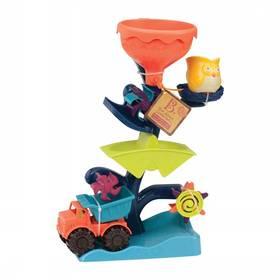 Vodní mlýnek B-toys s náklaďákem