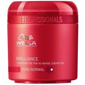 Maska pro jemné až normální barvené vlasy Brilliance (Treatment For Fine/Normal Colored Hair) 150 ml