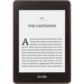 Amazon Kindle Paperwhite 4 2018 s reklamou (EBKAM1156) fialová