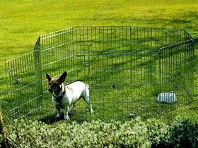 Ohrádka Dog Park 2 1ks + Doprava zdarma