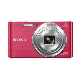 Sony DSC-W830P růžový + Doprava zdarma