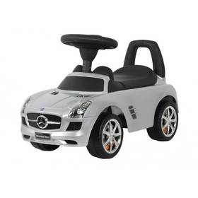 Jeździk/Chodzik Sun Baby Mercedes Srebrne