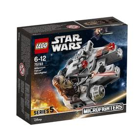 LEGO® 75193 Mikrostíhačka Millennium Falcon™ (poškozený obal 3000005342)