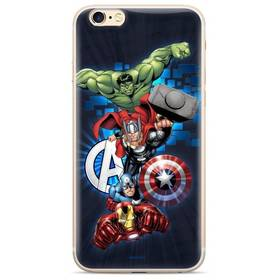 Marvel Avengers pro Apple iPhone Xs (MPCAVEN060) modrý