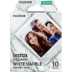 Fujifilm Instax Square Whitemarble 10ks (16656473)