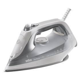 Braun TexStyle 7 Pro SI 7088 GY sivá