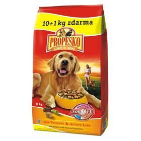 Propesko pes Vitality 10 + 1 kg