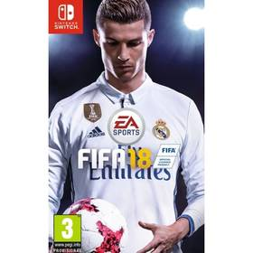 EA SWITCH FIFA 18 (NSS199)