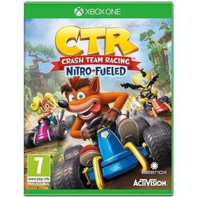 Activision Xbox One Crash Team Racing: Nitro Fueled (CEX311601)