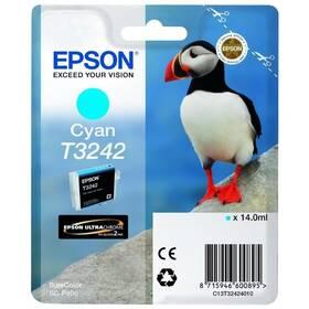 Epson T3242, 14 ml (C13T32424010) modrá