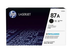 HP CF287A laserjet (CF287A) černý + Doprava zdarma