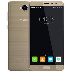 CUBOT Cheetah 2 Dual SIM (PH2766) zlatý Software F-Secure SAFE, 3 zařízení / 6 měsíců (zdarma)
