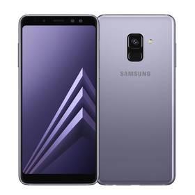 Samsung Galaxy A8 Dual SIM - Orchid Gray (SM-A530FZVDXEZ) Software F-Secure SAFE, 3 zařízení / 6 měsíců (zdarma) + Doprava zdarma