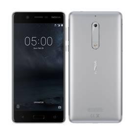 Nokia 5 Dual SIM (11ND1S01A13) stříbrný (vrácené zboží 8800039834)