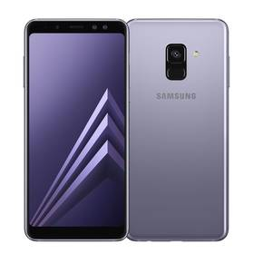 Samsung Galaxy A8 Dual SIM - Orchid Gray (SM-A530FZVDXEZ) + Doprava zdarma