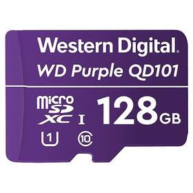 Western Digital Purple microSDXC 128GB UHS-I U1 (WDD128G1P0C)
