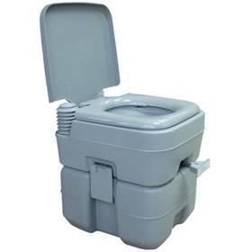 Chemická toaleta Rulyt 12/20 L sivá
