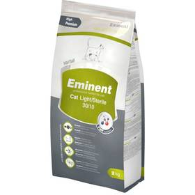 Eminent Cat Light/Sterile 10 kg Granule Eminent Eminent Cat Light/Sterile 2 kg (zdarma)