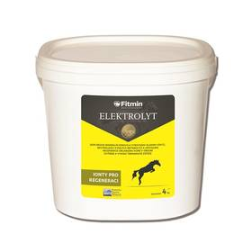 FITMIN Horse Elektrolyt 4 kg + Doprava zdarma