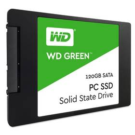 Western Digital Green 2.5'', 120GB, SATA/600, 7mm, 3D NAND (WDS120G2G0A)