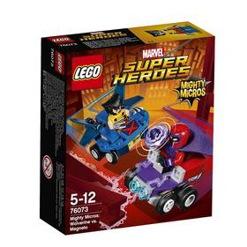 LEGO® SUPER HEROES 76073 Mighty Micros: Wolverine vs. Magneto