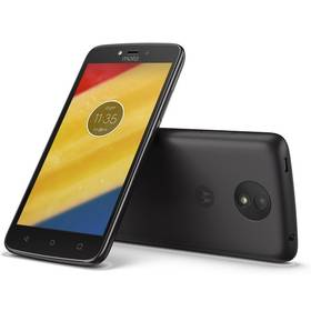 Motorola Moto C Plus Dual SIM (PA800049CZ) černý Software F-Secure SAFE 6 měsíců pro 3 zařízení (zdarma) + Doprava zdarma