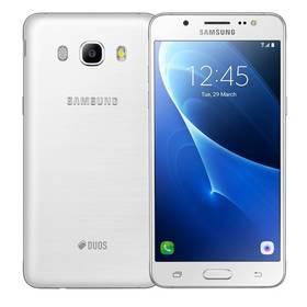 Mobilný telefón Samsung Galaxy J5 2016 (J510F) Dual SIM (SM-J510FZWUETL) biely