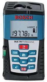 Bosch DLE 70 Professional + Doprava zdarma