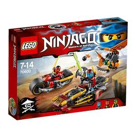 LEGO® Ninjago 70600 Honička nindža motorek
