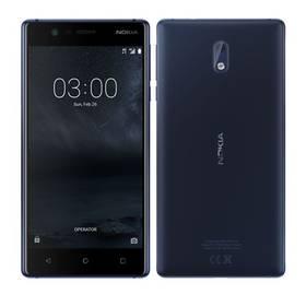 Nokia 3 Dual SIM (11NE1L01A13) modrý Software F-Secure SAFE 6 měsíců pro 3 zařízení (zdarma) + Doprava zdarma