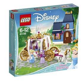 LEGO® DISNEY PRINCESS 41146 Popelčin kouzelný večer + Doprava zdarma