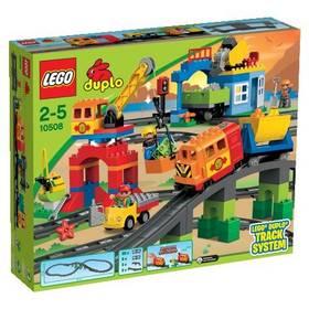 Stavebnice Lego® DUPLO Ville 10508 Vláček deluxe