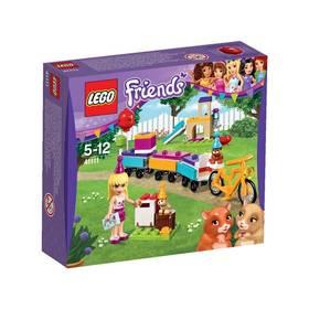 Lego® Friends 41111 Friends Vlak na oslavy