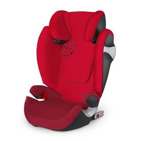 Cybex Solution M-fix 2016, 15-36kg, Mars Red + Doprava zdarma
