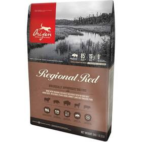 Granule Orijen DOG Regional Red 6kg NEW + Doprava zdarma