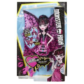 Mattel Monster High netopýrka Draculaura