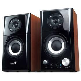 Genius SP-HF 500A 2.0 Ver. II (31730032400) černé/dřevo