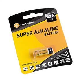 GoGEN SUPER ALKALINE 23A, blistr 1ks (GOG23AALKALINE1) čierna/oranžová