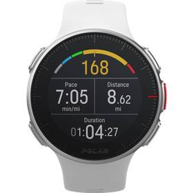 GPS hodinky Polar Vantage V bílé
