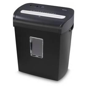 Hama Premium M8, skartovačka, micro řez, 8 listů, stupeň utajení P-4 (50545)