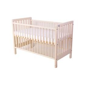 For Baby Věra pevné boky bílá transparentní Matrace do postýlky For Baby 120x60 cm - bílá (zdarma)