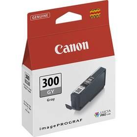 Canon PFI-300, 14,4 ml (4200C001) šedá