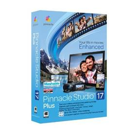 Software Pinnacle Studio 17 Plus ML (PNST17PLMLEU)